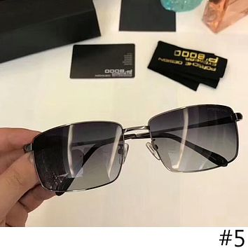 Porsche 2018 trendy men and women fashion polarized atmospheric sunglasses F-A-SDYJ #5