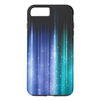 Blue Texture iPhone 8 Plus/7 Plus Case