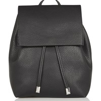 Topshop Chain Strap Mini Faux Leather Backpack   Nordstrom