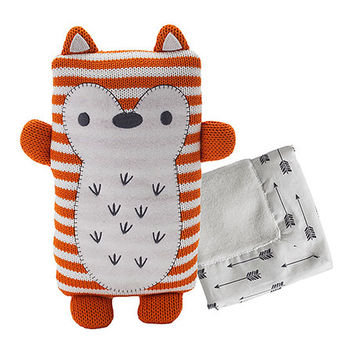 Jacob Fox Plush Toy & Blanket
