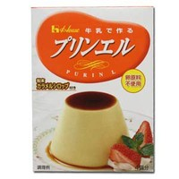 PURIN L / Homemade Pudding Mix with Caramel