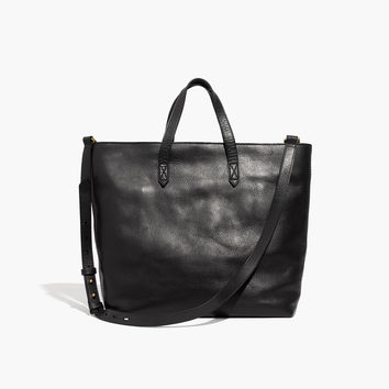 The Zip-Top Transport Carryall : shopmadewell totes | Madewell