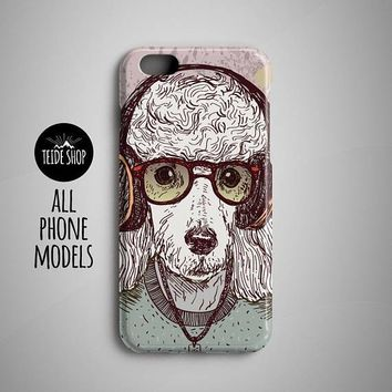 Poodle Iphone 8 Case Huawei P10 Case
