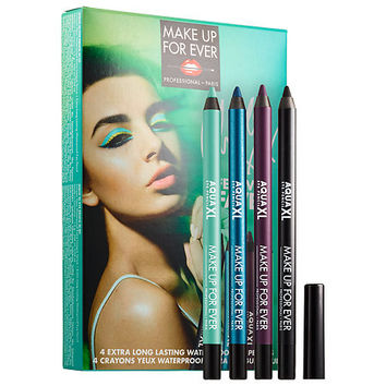 Charli XCX Festival Faves 4 Waterproof Eyeliners - MAKE UP FOR EVER | Sephora