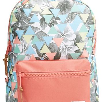 Girl's Herschel Supply Co. 'Settlement - Remix' Backpack - Coral