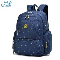 Large Capacity Backpack Diaper Bag