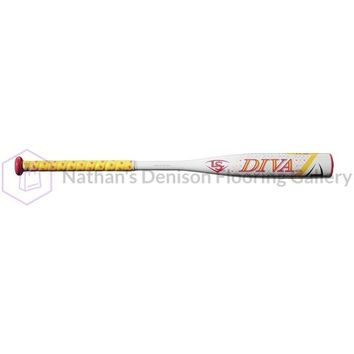Louisville Slugger 2018 Diva (-11.5) Fast Pitch Softball Bat