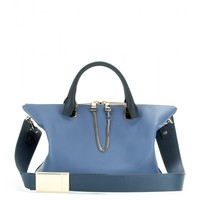 chloé - baylee medium leather tote