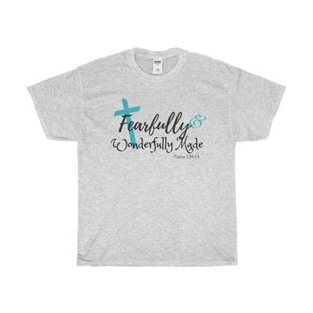 Fearfully & Wonderfully Made Tee