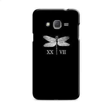 Lauren Jauregui Dragonfly Tattoos Samsung Galaxy J7 2015 | J7 2016 | J7 2017 Case