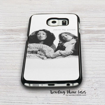Greys Anatomy Youre My Person  Samsung Galaxy S6 Case Cover for S6 Edge S5 S4 Case