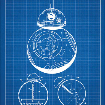 Star Wars Characters: BB-8