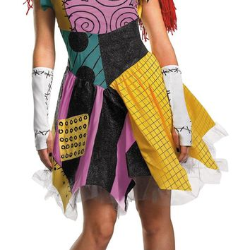 Sassy Sally Adult 4-6 Costume