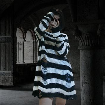 The Ghoul School Sweater