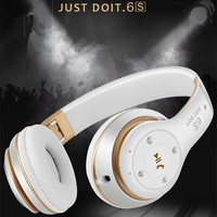 Earphones Wireless Bluetooth Headset Headphones Bluetooth 4.1 Stereo Phone Tablet PC Headsets
