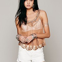 Free People Womens Star Gazer Tank