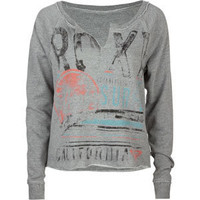 ROXY Cliffs Edge Womens Sweatshirt 195573130 | Sweatshirts & Hoodies | Tillys.com