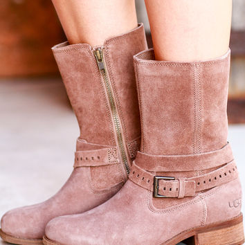 UGG KIINGS BOOTS IN CARAMEL