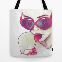 La Vida Tote Bag by MidnightCoffee