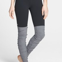 Women's Alo 'Goddess' Ribbed Leggings,