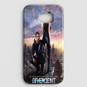 Divergent Mortal Instrument And Hunger Game Samsung Galaxy S7 Case