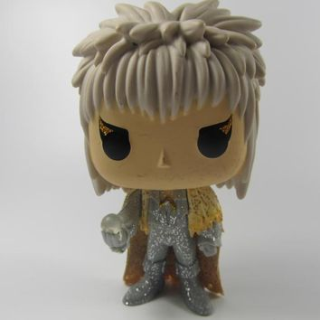 Exclusive Original Secondhand Funko pop Labyrinth - Jareth Vinyl Figure Collectible Model