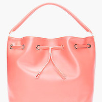 Chloe Salmon Madeleine Bucket Tote for women