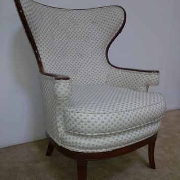 MCM Wing Chair Ed Wormley Dunbar-Pearsall-Kagan-We