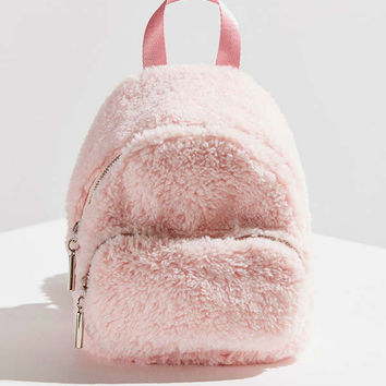Riley Mini Teddy Backpack | Urban Outfitters