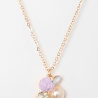 Urban Outfitters - Pretty Little Flower Necklace