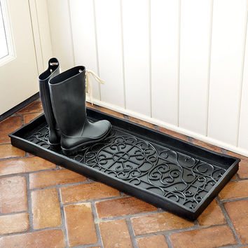 Rubber Boot Tray | Ballard Designs