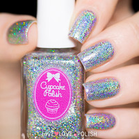 Cupcake Polish Jubilee Nail Polish (Las Vegas Showgirls Collection)