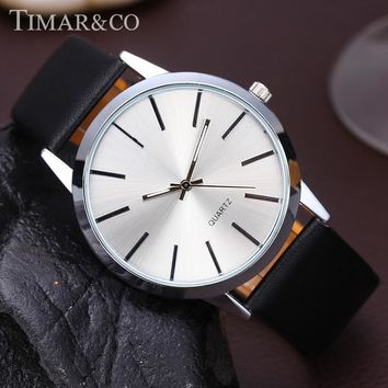 Classy Fashion Quartz Watch For Men