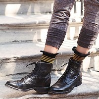 Bed Stu + Free People Womens Byron Boot