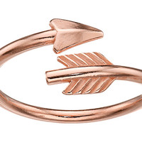 Alex and Ani Love Struck Arrow Wrap Ring Rose Gold - Zappos.com Free Shipping BOTH Ways