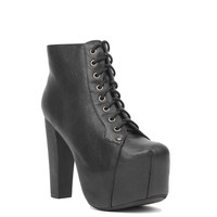 Jeffrey Campbell Lita in Black at AKIRA ; JC Lita ; ShopAKIRA.com