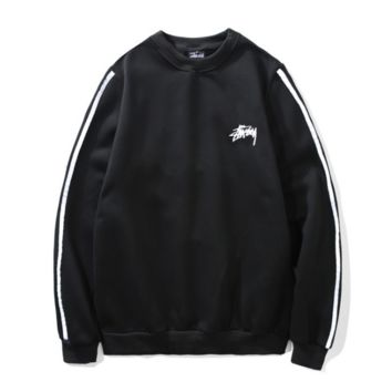 Hot Sale Simple Trendy Unisex Stussy Sweater Pullovers