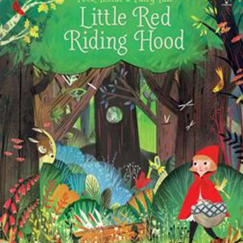 Usborne Books & More. Peek Inside a Fairy Tale Little Red Riding Hood