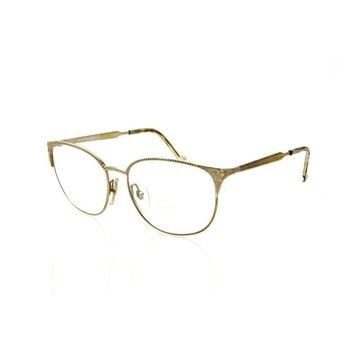 Pre-owned Christian Lacroix Vintage Brasstone Frames