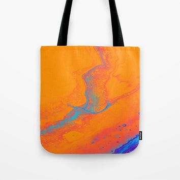 Dare You Tote Bag by DuckyB