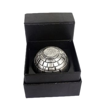 Star Wars Death Star Grinder Herb Spice Crusher