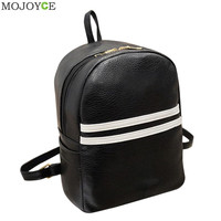 New Fashion PU Leather Ladies Mini Backpack Female Leisure Daypacks Student School Bag Cute Women Backpack Mochila Escolar SN9