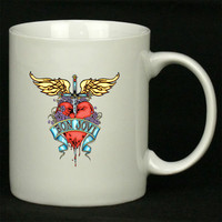 Bon Jovi The Circle Tour Live For Ceramic Mugs Coffee *