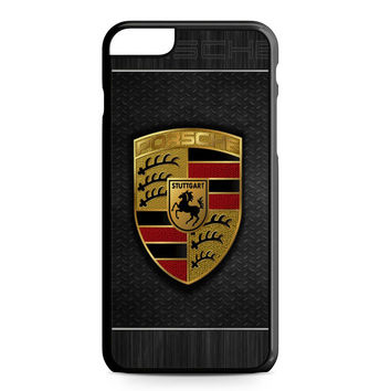 Porsche iPhone 6 Plus Case