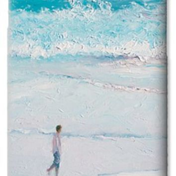 Ocean painting - Summers End iPhone 6 Case