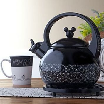Gourmet Mickey Mouse Tea Kettle | Disney Store
