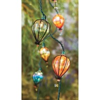 Threshold™ String Lights - Iridescent Bulb (10 ct)