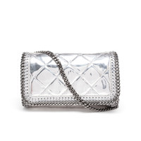 Quilted Falabella Clutch - STELLA MCCARTNEY
