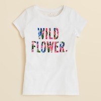 kate spade new york Girls' Wildflower Tee and Floral Coreen Skirt - Sizes 7-14 | Bloomingdales's