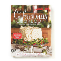 2015 Southern Living® Christmas Cookbook | Dillards
